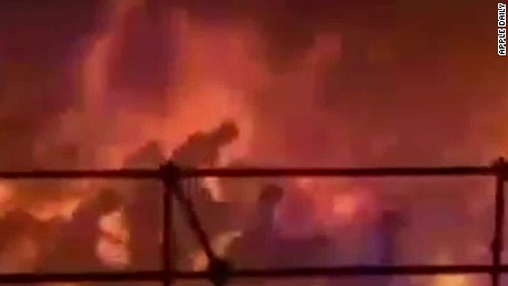 More than 500 injured in explosion at Taiwan water park