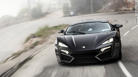 W Motors The World S First Arab Supercar Manufacturer