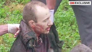David Sweat shot and captured alive after New York manhunt