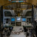 baikonur cosmodrome kazakhstan societ space shuttle cockpit