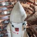 baikonur cosmodrome kazakhstan soviet space shuttle rocket