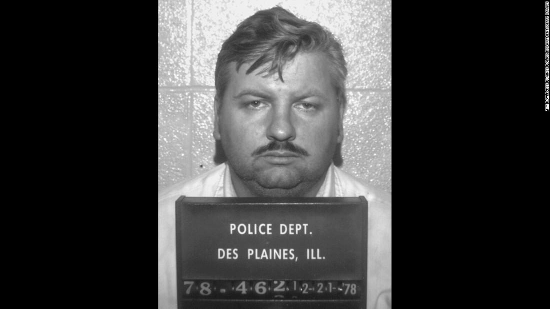 Young John Banner John Wayne Gacy amp 39s police