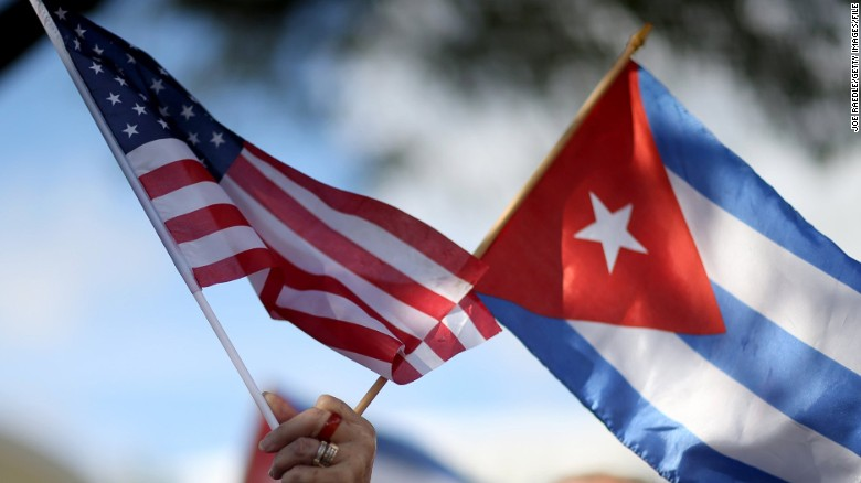 Obama: U.S. flag will fly in Havana once more