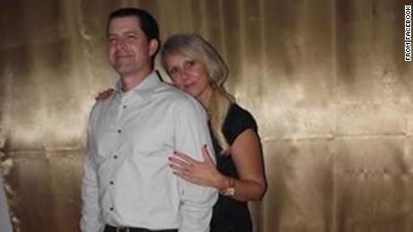 Facebook Photo of Mike and Tina Careccia