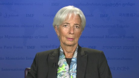 IMF's Lagarde: Balance is key moving forward with Greek recovery