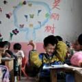 Chinese kindergarteners