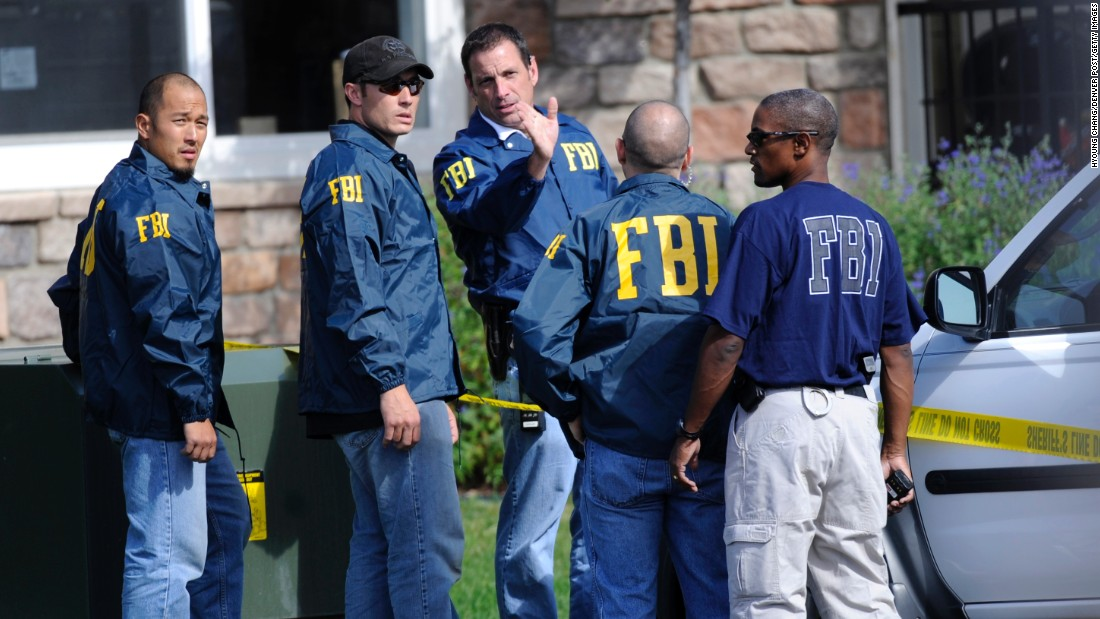 Priorities of the Federal Bureau of Investigation, or FBI, include protecting the United States from terrorist attacks, cyberattacks and stopping major white-collar and violent crime.