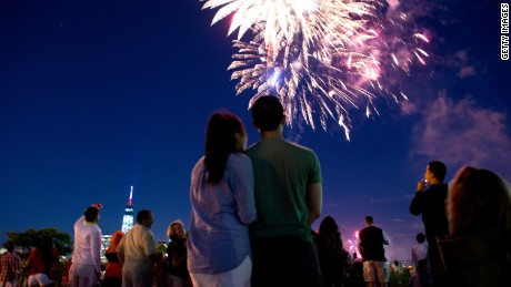 As temperatures sizzle, fireworks even more risky.