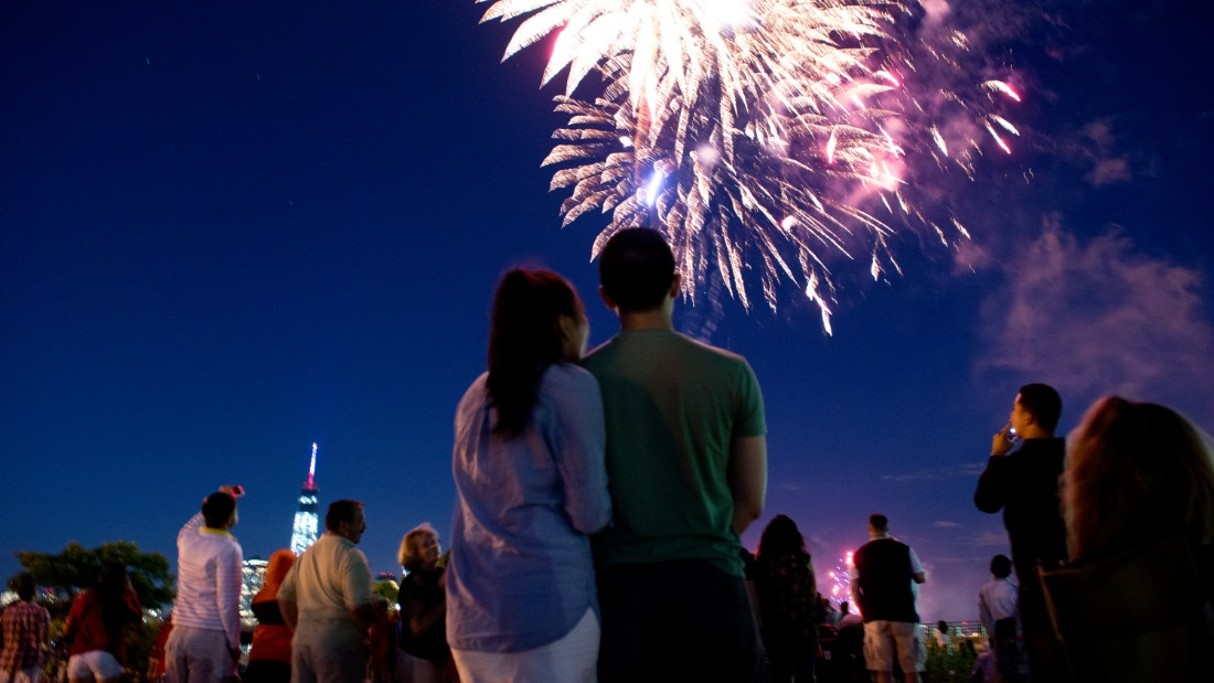 As temperatures sizzle, fireworks even more risky