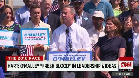 Clinton O'Malley Dynamic Lead Guest Fmr. Senator Gary Heart_00013820