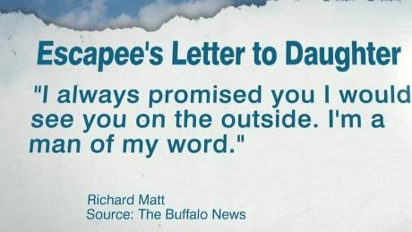 Richard Matt NY prison escape capture details_00005101