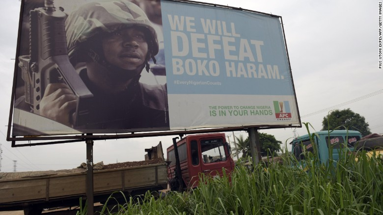 Boko Haram kills 'scores' as it descends on Borno's capital