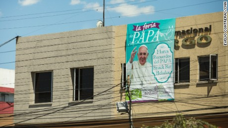 Pope Francis is the second Pope to visit Ecuador. Pope John Paul II visited Ecuador in 1985.