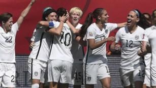 USA beats Japan in Women's World Cup final