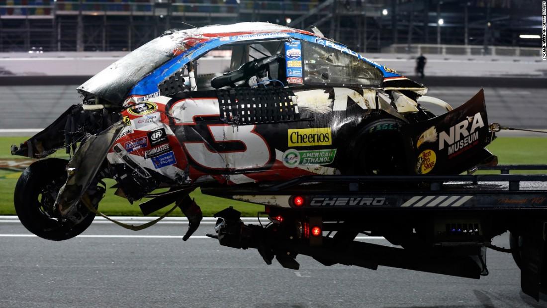 Crash at NASCAR Daytona - CNN.com
