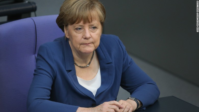 German Chancellor Angela Merkel has played a key role in Europe's response to the migrant crisis.
