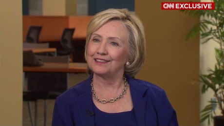 Hillary Clinton on which woman should be on the 10 dollar bill
