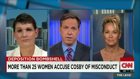 cosby victims react to deposition lead intv_00002618
