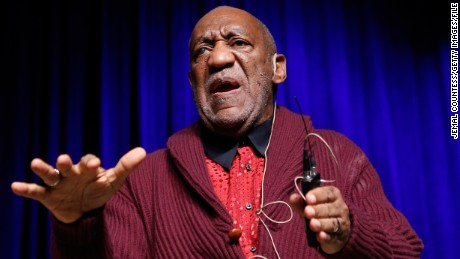 "Bill Cosby performs at the 7th annual ""Stand Up For Heroes"" event at Madison Square Garden in New York on November 6, 2013."