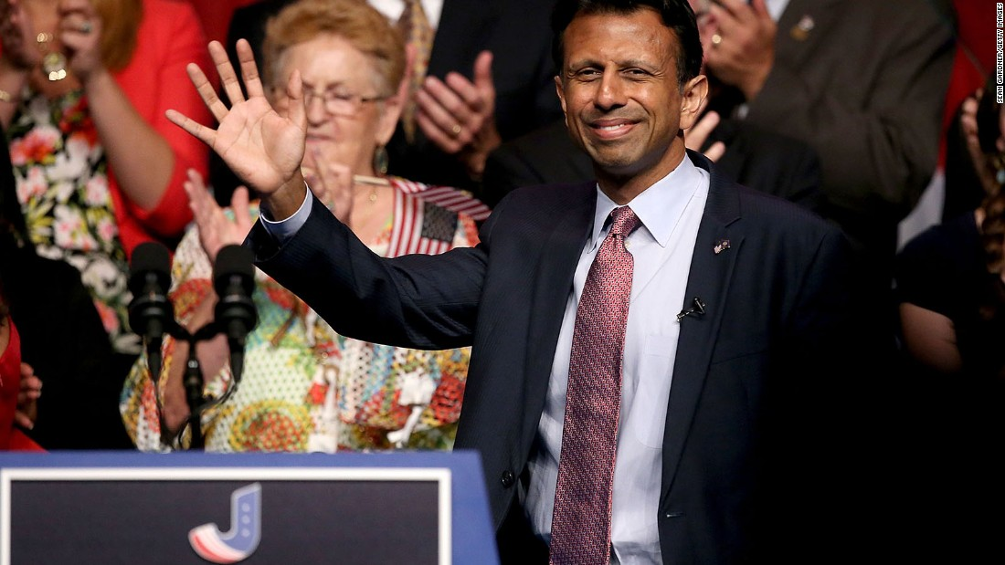 Louisiana Gov. Bobby Jindal, Republican