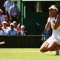 Muguruza Wimbledon win