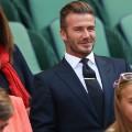 Beckham Wimbledon