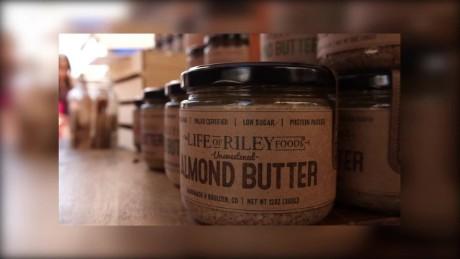 cnnee pkg alesci nut butter benefits_00011126