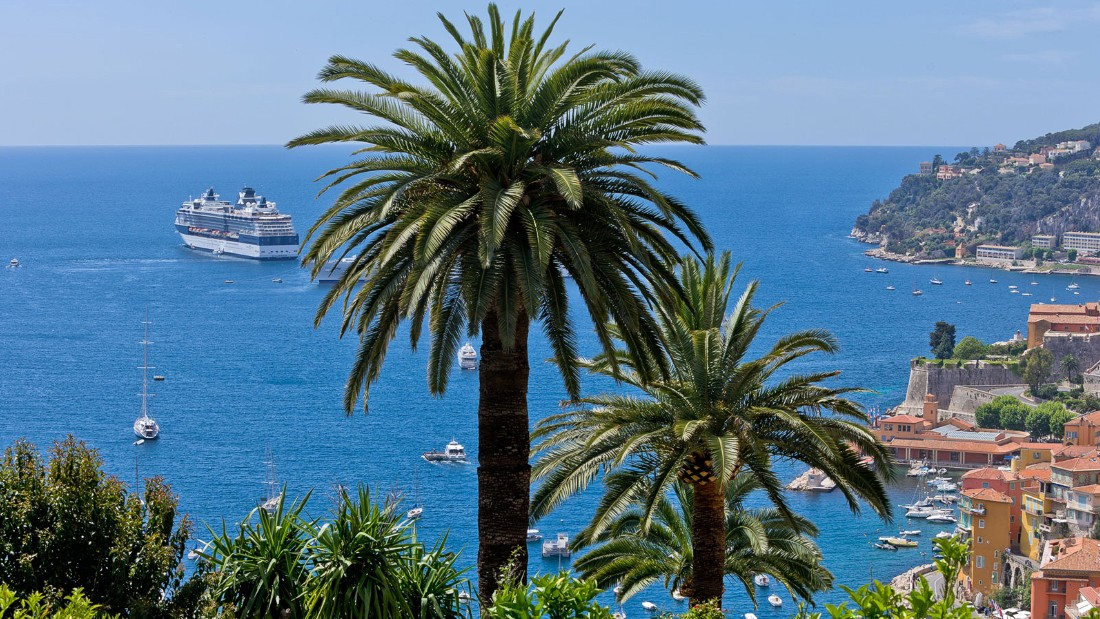 France's Riviera coastline, including Nice, Cannes and Monte Carlo, is a glorious, glamorous playground of sunshine, beaches and billionaires' yachts.