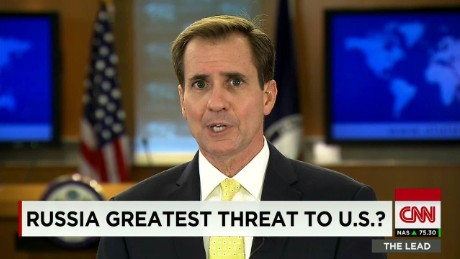 State Dept. Weighs In On Iran Talks Lead Kirby Interview_00031416
