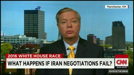 Lindsey Graham's aggressive plan for Iran