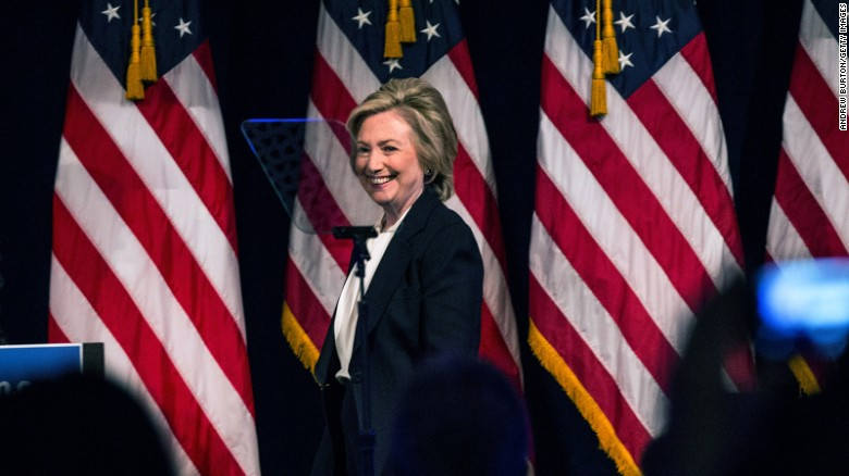 Hillary: 'President Clinton -- I like the sound of that'
