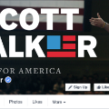 scott walker facebook logo