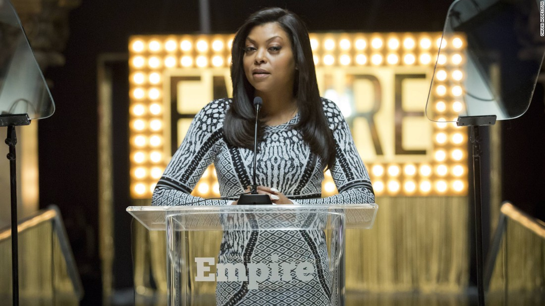"Cookie on ""Empire"" would think <strong>Taraji P. Henson</strong>'s nomination is sweet. Her fellow leading ladies include <strong>Viola Davis</strong> (""How to Get Away With Murder""), <strong>Robin Wright</strong> (""House of Cards""), <strong>Tatiana Maslany </strong>(""Orphan Black""), <strong>Claire Danes</strong> (""Homeland"") and<strong> Elisabeth Moss </strong>(""Mad Men"")."