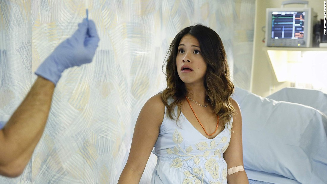 """Gina Rodriguez, star of the CW show """"Jane the Virgin,"""" <a href=""""http://www.cnn.com/2015/01/11/showbiz/feat-2015-golden-globes-winners-list/index.html"""">won a Golden Globe</a> in January for best actress in a comedy series, a win that was <a href=""""http://www.cnn.com/2015/01/13/opinion/navarrette-gina-rodriguez/index.html"""">considered</a> something of <a href=""""http://www.cnn.com/2015/01/12/showbiz/5-things-golden-globes/index.html"""">an upset</a>."""