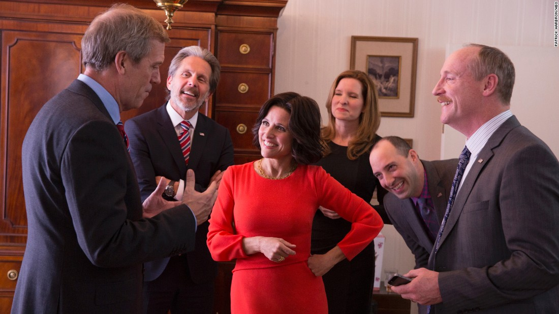 """<strong>Outstanding Comedy Series:</strong> """"Veep"""""""