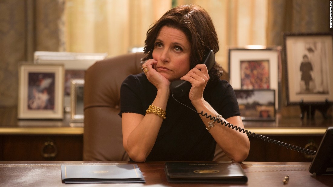 """<strong>Outstanding Lead Actress in a Comedy Series:</strong> Julia Louis-Dreyfus, """"Veep"""""""