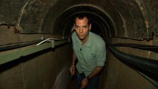 Inside a Gaza tunnel