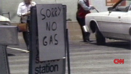 Gas lines and the 1970s energy crisis