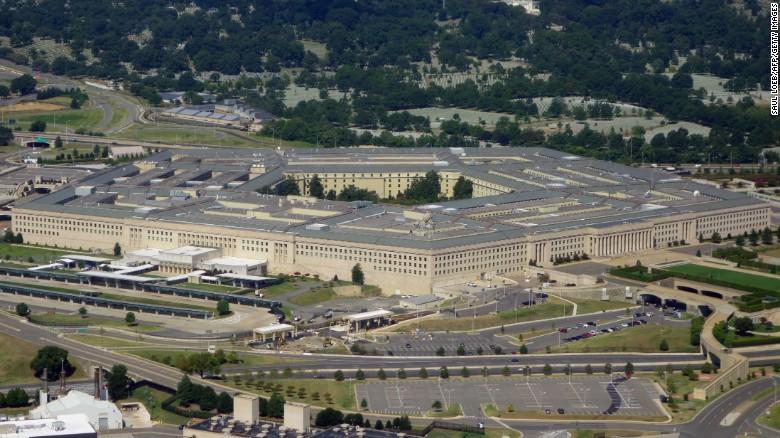 Pentagon takes computer system offline