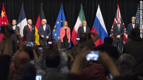 Analyst: Iran agreement was a business deal
