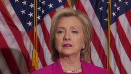Hillary Clinton: Iran deal 'an important step'