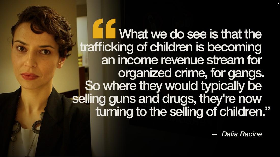 Sex trafficking essay outline