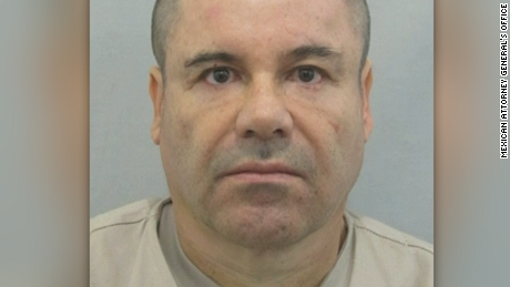 7 prison workers charged in 'El Chapo' escape