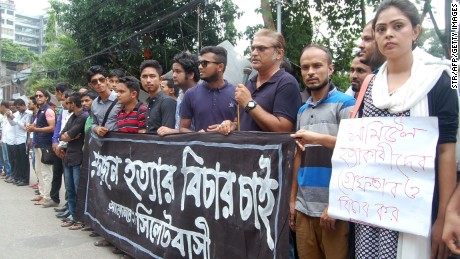 Lynching of boy in Bangladesh sparks protests