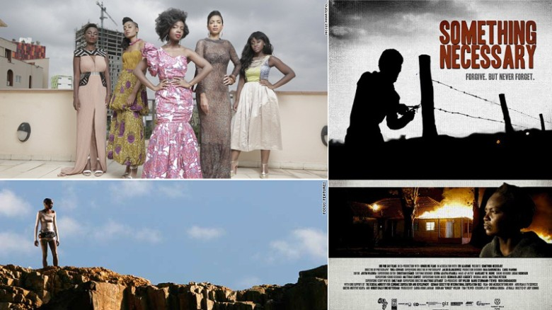 Women are blazing a trail in African cinema.