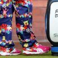 golf fashion john daly trousers