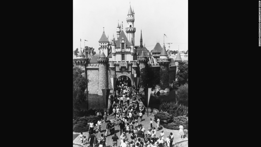 Disneyland in California marks its 60th anniversary  | CNN Travel