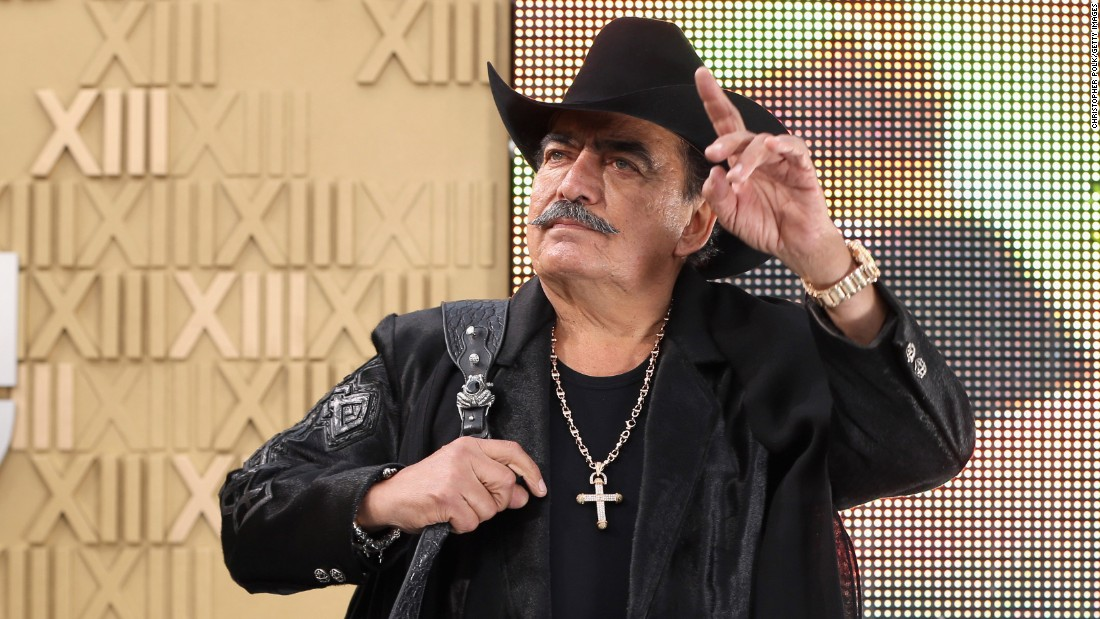 "Mexican singer <a href=""http://www.cnn.com/2015/07/14/entertainment/obit-joan-sebastian-mexican-singer/index.html"" target=""_blank"">Joan Sebastian</a>, a beloved performer on the airwaves and in Mexican rodeos, died July 13 at the age of 64, son Jose Manuel Figueroa told CNN en Español."