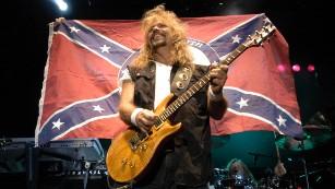 The Confederate flag in pop culture