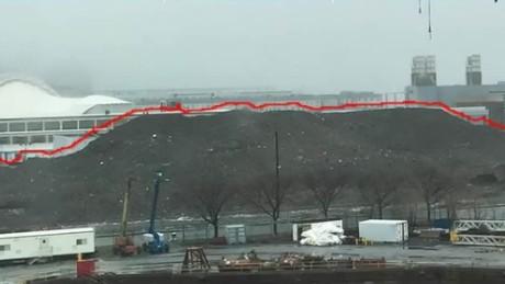 The last of Boston's snow finally melts